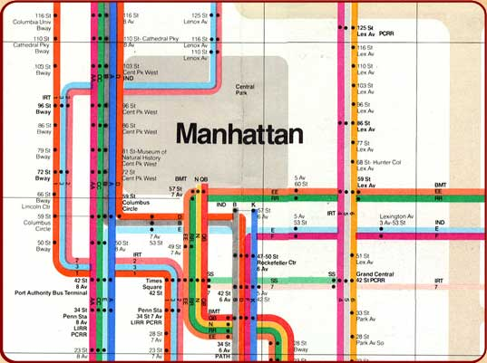 Nyc Subway Map By Massimo Vignelli.Subway Al The Whistle And Roll Sign Store